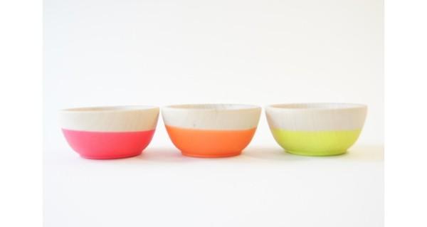 dipped bowls